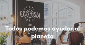 Ecosia és una empresa d'economia social de Berlín.