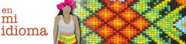 "Imatge de la web ""En mi idioma"". Idioma Embera Chami."
