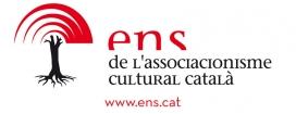 El logotip de l'entitat que convoca els premis. Font: L'Ens de l'Associacionisme Cultural Català