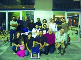L'equip de la publicació l'any 2007
