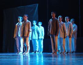 Esbart dansaire de Rubí. Participant en la segona edició de l'Espai A