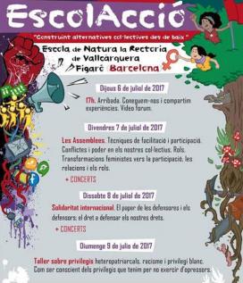 La trobada se celebra del 6 al 9 de juliol al municipi de Figaró