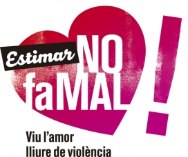Imatge d'una de les campanyes impulsades per l'Institut Català de les Dones. Font: ICD