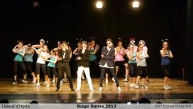 Stage de dansa a Lluïsos d'Horta (foto: Joan Esteve. 2013).
