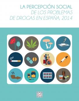 Portada de l'estudi sobre percepció de drogues publicat per la FAD (Font: FAD)
