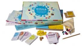 Ethica, un joc de tauler sobre les finances ètiques