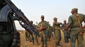 Soldats nigerians
