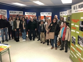 Foto de grup de participants en el programa