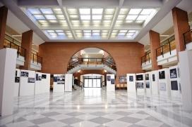 Exposició de les fotografies del Premi. Font: Universitat Carles III de Madrid