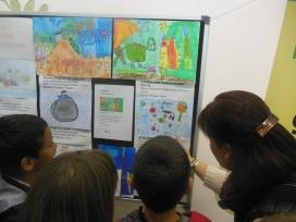 Exposició de dibuixos