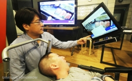 El projecte Eyecan és idea dels treballadors de Samsung