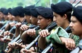 Guerrilla de les FARC (Font: flickr.com)