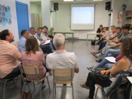 Jornada Anual de formació del Voluntariat de la Fundació Comtal