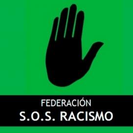 Logo de la Federació SOS Racisme. Font: Federació SOS Racisme