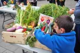 """Enguany estan previstes diverses """"Festes dels Aliments Recuperats"""" (imatge: aprofitem els aliments)"""