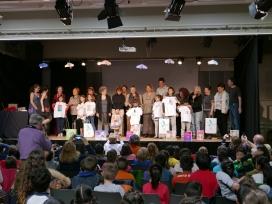 Imatge de la Festa de Cloenda. Abril 2016