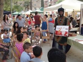Festa de la diversitat - Foto: Fundació Akwaba