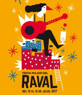 Imatge del cartell de la festa major d'enguany