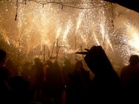 Imatge de les festes de Batea del 2010
