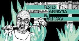 Cartell Festes Feministes de Vallcarca