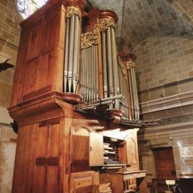 18è Festival de Música de Tardor Orgues de Ponent i del Pirineu (La Seu d'Urgell, fins al 29 de desembre).