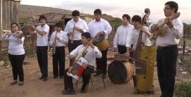 L'orquestra Cateura, protagonista de la sessió inagural del Ficma(imatge:landfillharmony)