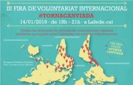 Cartell de la III Fira Internacional. Font: Lafede.cat