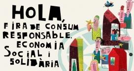 La Fira del Consum Responsable i l'Economia Solidària tindrà lloc del 17 de desembre al 4 de gener. Font: Ajuntament de Barcelona
