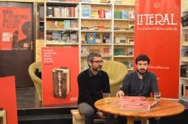 Presentació Fira Literal 2017 (foto: Marta Rius).