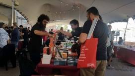 Llibres i editorials a la Fira Literal 2017.