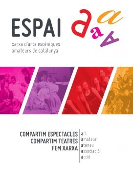 L'Espai A, és la Xarxa d'arts escèniques amateurs de Catalunya