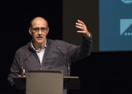 Carles Barba, director de l'aliança EDUCACIÓ360
