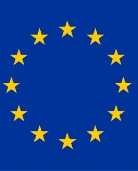 La bandera de la UE. Font: Europa EU
