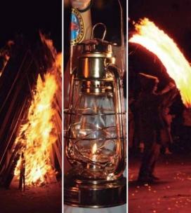 Congrés Internacional dels Focs de Sant Joan - Flama del Canigó (28 de maig, Vic).