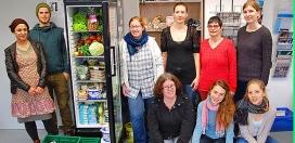 La plataforma alemanya Foodsharing permet compartir el menjar entre persones (imatge :darmstaedter-tagblatt.de)