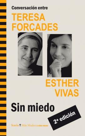 El llibre Sin Miedo