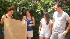 Activitat grupal en una formació de COCAT. Font: COCAT