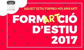 FormARTció d'estiu 2017