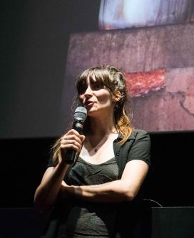 Marta Nieto és la programadora de la Mostra Internacional de Films de Dones.