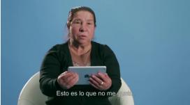 Un fotograma del vídeo de la campanya
