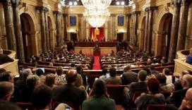 Sessió del Parlament de Catalunya. Font: VicAcció