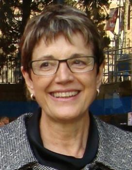 Francina Alsina, presidenta de la Federació Catalana del Voluntariat Social