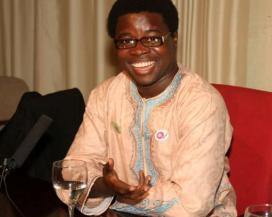 En George Reginald Freeman treballa en defensa dels drets de les persones lgtbi a Sierre Leone.