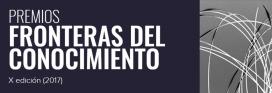 Premis Fundació BBVA 'Fronteras del conocimiento' 2018