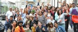 Foto de grup de la Food Surplus Entrepreneurs (imatge: fsenetwork.org)