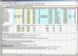Un full de càlcul i una base de dades poden ser molt útils per una entitat