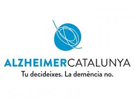 Logo de la Fundació Alzheimer Catalunya.