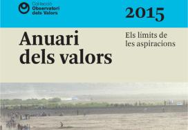 """Document """"Anuari dels Valors"""" 2015. Font: Fundació Carulla"""