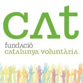 Logo de la Fundació Catalunya Voluntària.