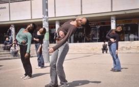Grup de dansa de Cultura en Viu (Font: ETC UAB)